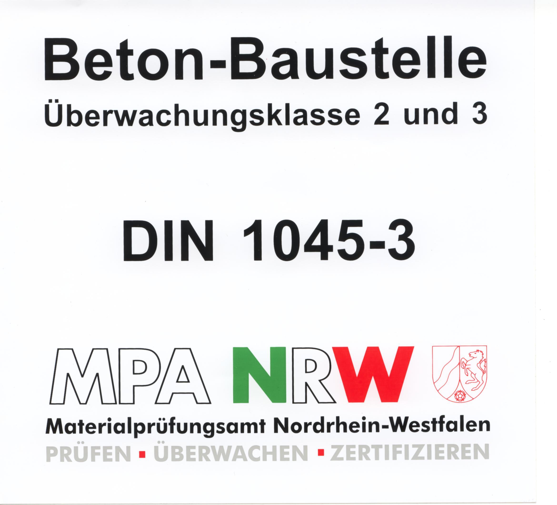 BBT Beton- und Baustofftechnik, D-40699 Erkrath